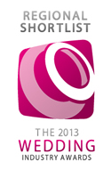 We have entered the 2013 Wedding Industry Awards